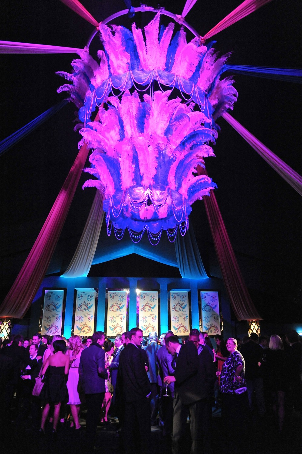 artillery gardens at the hac summer and christmas eventspiration