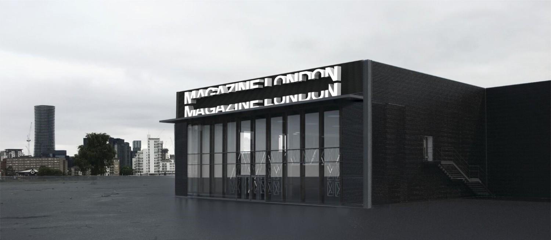 Magazine London Exterior View